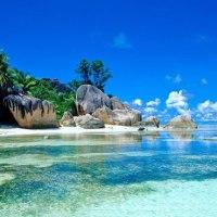 Cartes postales des plus belles plages du monde