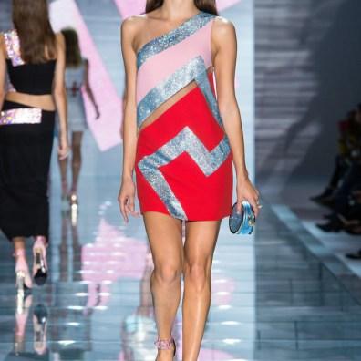 Versace Nữ Xuân Hè 2015