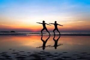 yoga sea wallpapers