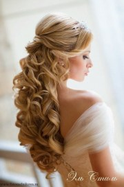luxurious wedding hairstyles