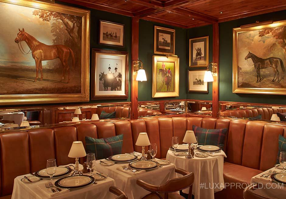 The Polo Bar Ralph Lauren S First Restaurant In New York