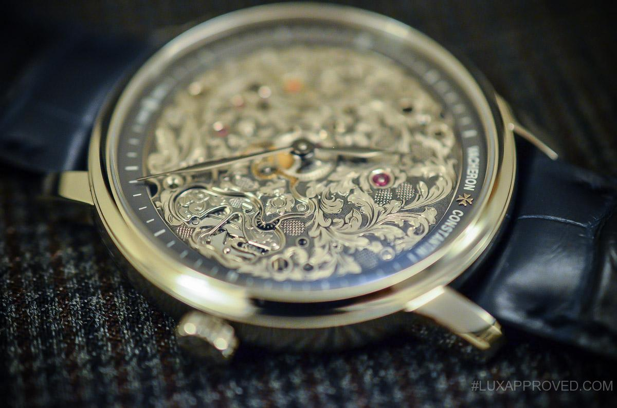 Vacheron Constantin Métiers d'Art replica watch