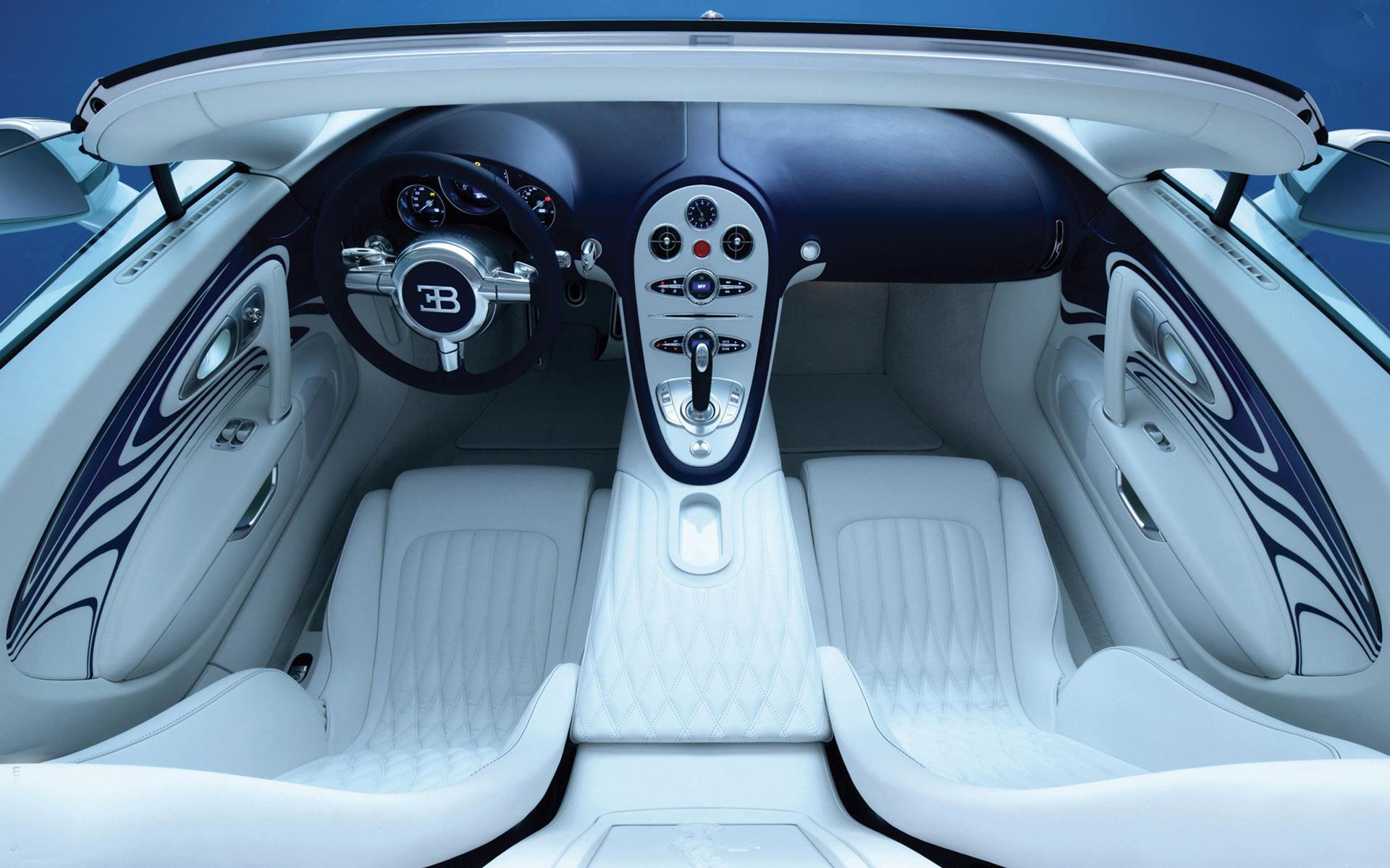 Bugatti-Veyron-Grand-Sport-Vitesse-Interior-Photo Stunning Bugatti Veyron 16.4 Grand Sport Vitesse Interior Cars Trend