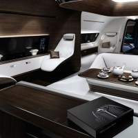 The Ultra-Premium Aircraft Cabin from Mercedes-Benz Style and Lufthansa