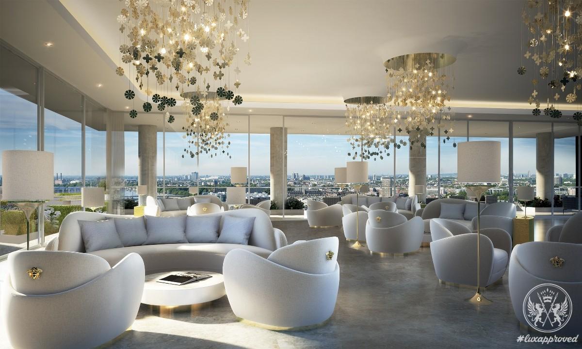 Versace Home/AYKON Nine Elms Tower