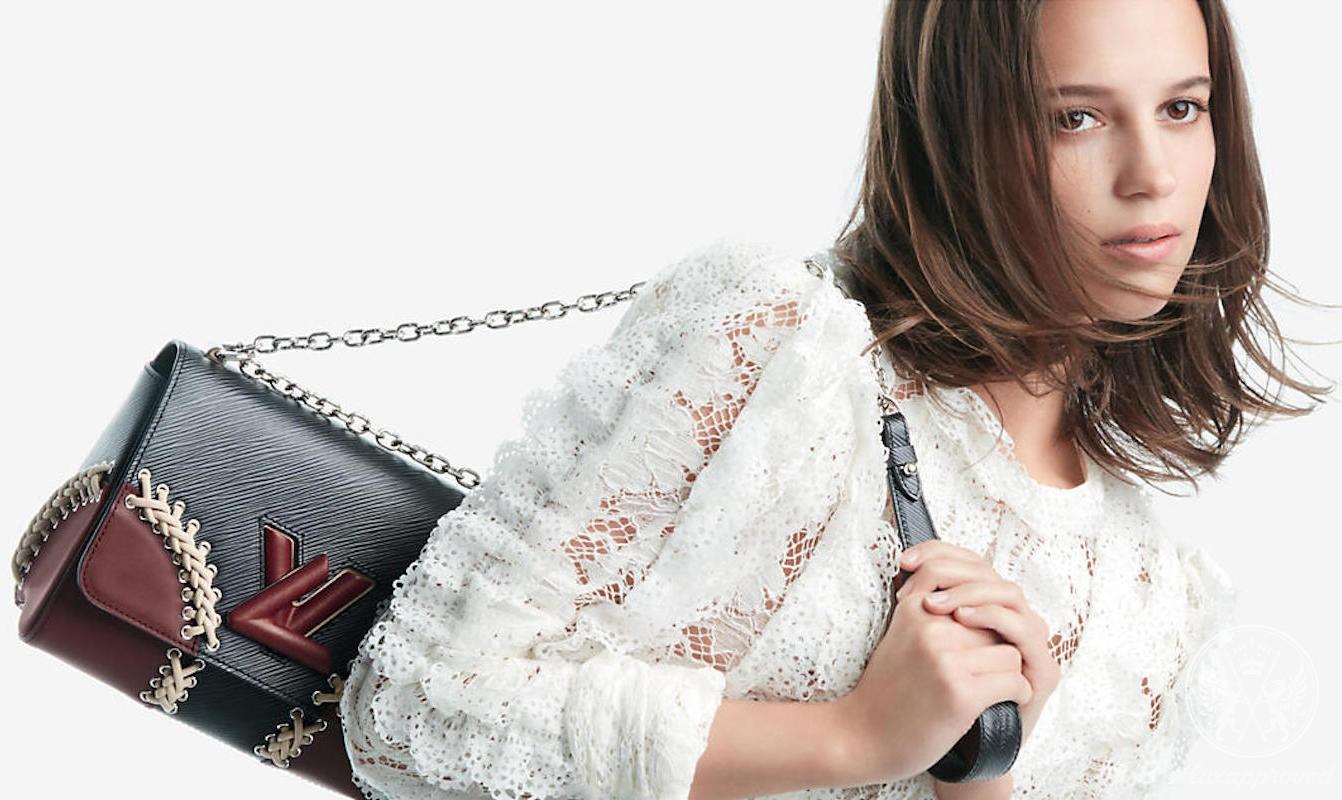 76bec495bb6b Alicia Vikander for Louis Vuitton