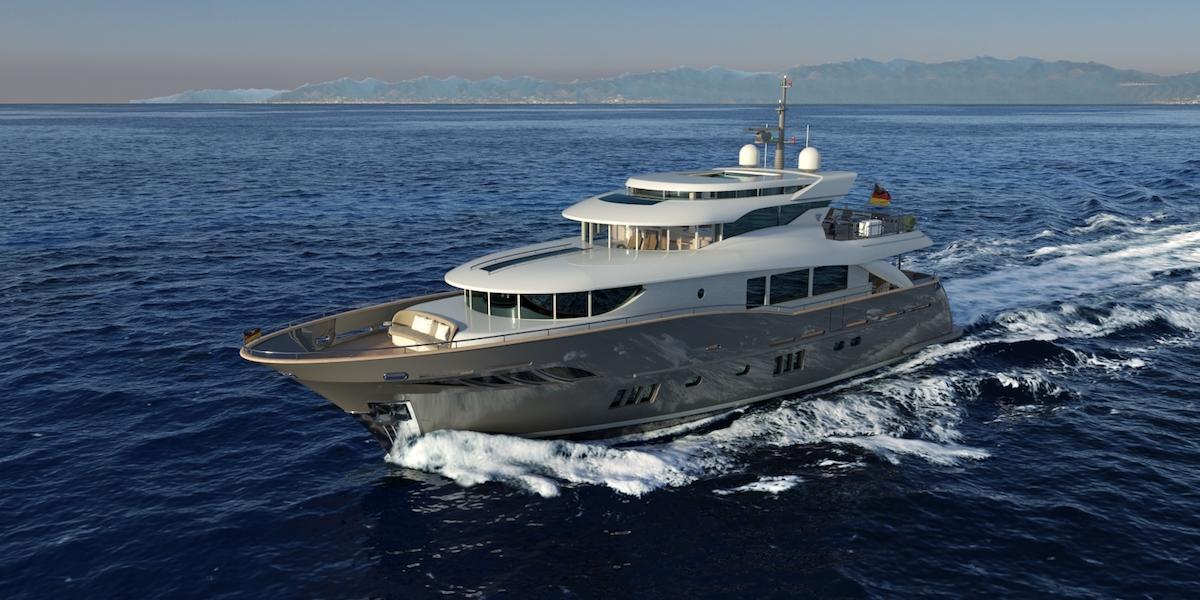 Yacht Crew Luxembourg: Filippetti Navetta 26 Yacht