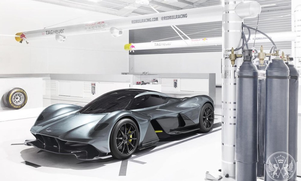 Aston Martin AM-RB 001 Is The Fastest Production Hypercar Of All Time