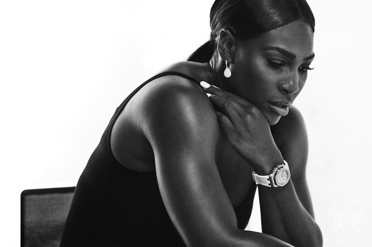 Image result for serena williams audemars piguet