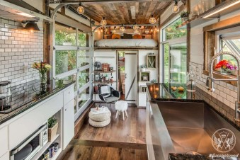 Alpha Tiny House Is One Of The Best Luxury Custom Tiny Homes In
