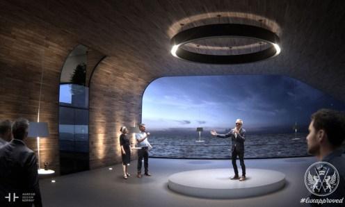Hareide Design Launches 108 m Mega Yacht Concept