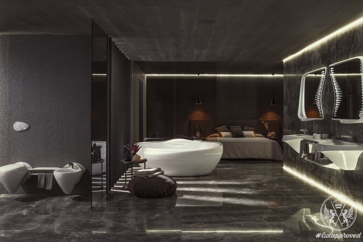 Zaha Hadid Design Creates Vitae Bathroom Collection For Porcelanosa