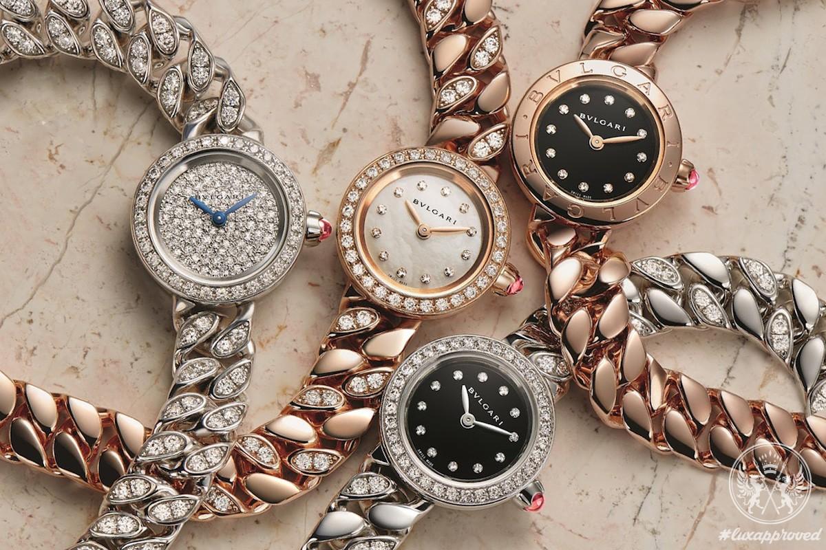 Bulgari piccola catene jewelry watches for Jewelry watches
