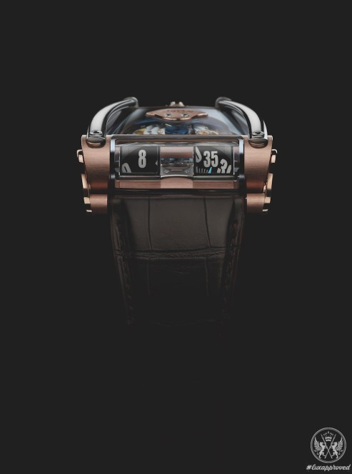 MB&F Unveils Horological Machine N° 8