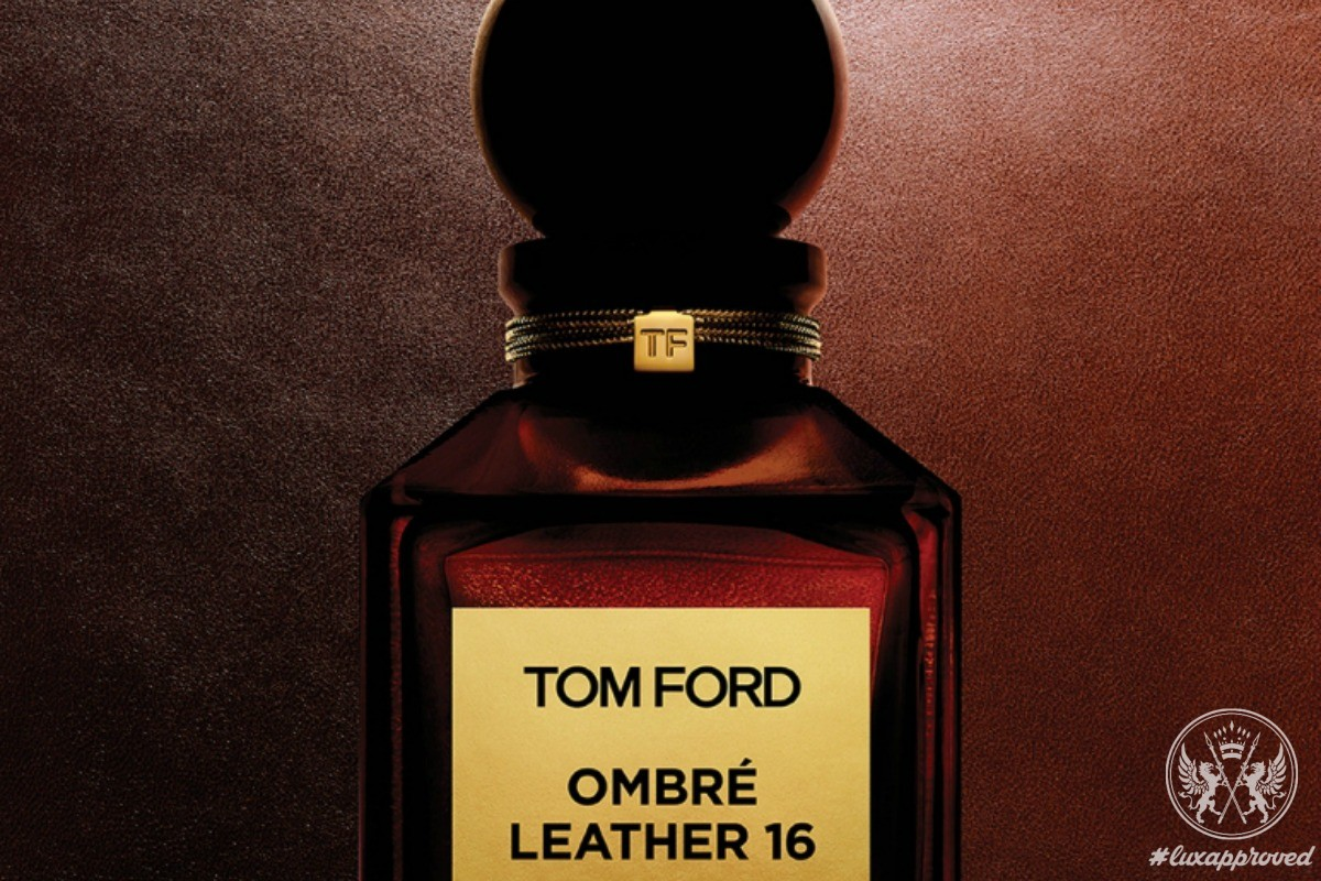 Tom Ford Ombré Leather 16 Is Inspired By Runway