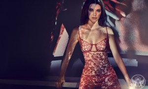 Kendall Jenner is the Star of La Perla Spring-Summer 2017 Campaign