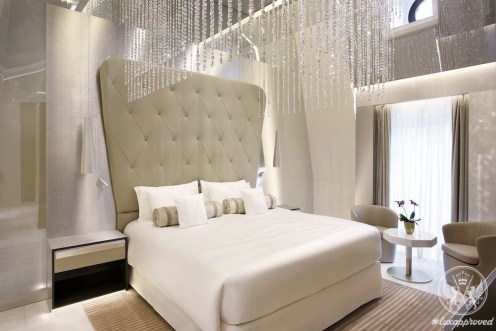 Katara Suite in the Excelsior Hotel Gallia is Named the Best in the World