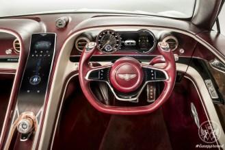An All-Electric Bentley EXP 12 Speed 6e Concept