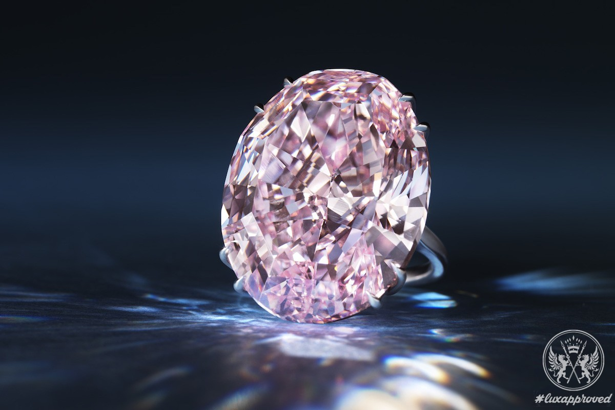 the 71 2 million pink star is the most expensive gemstone in the world