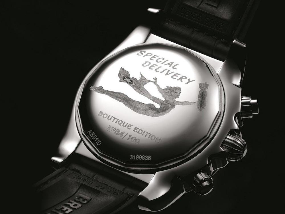 Breitling Chronoliner B04 Boutique Edition