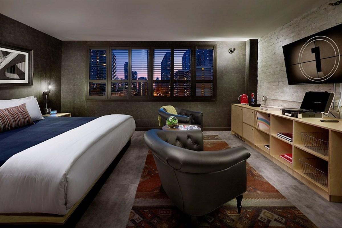 Toronto's New Boutique Hotel The Anndore House Will Open in November 2017
