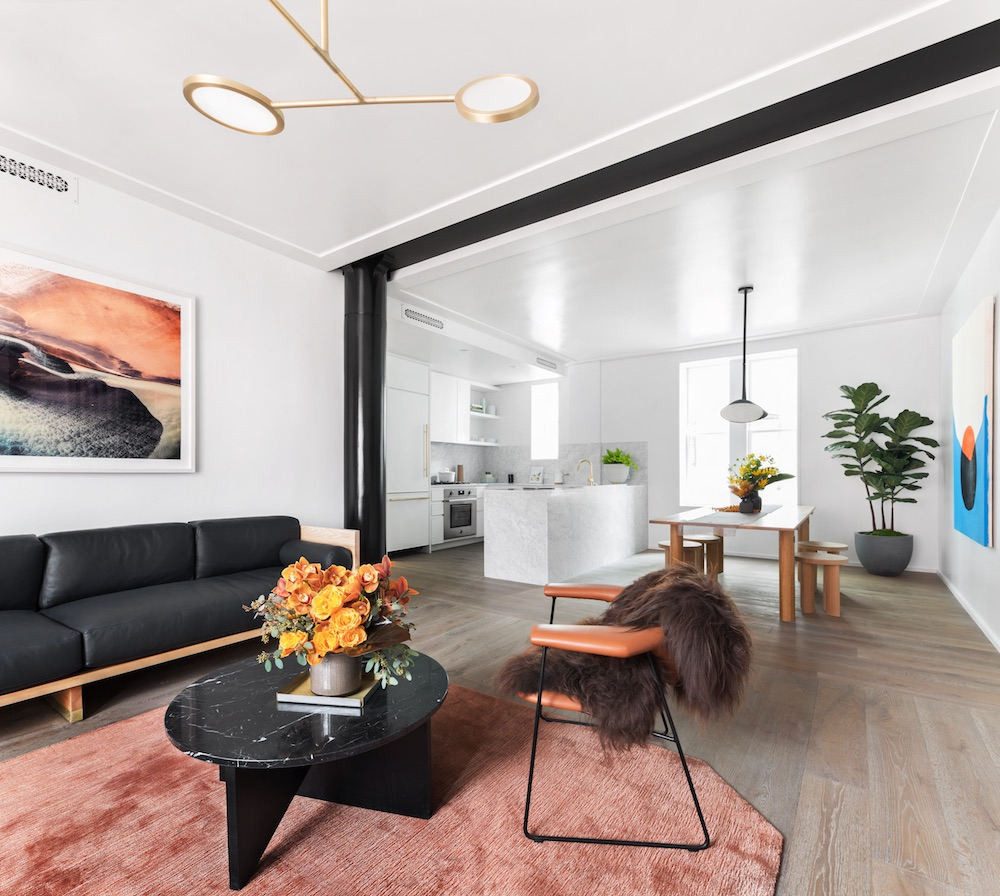 Superman's Condo The Standish Unveils First Model Home By MATTER
