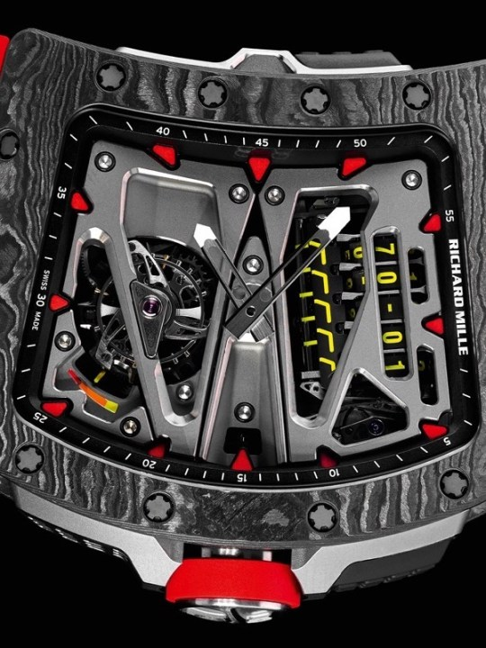 Richard Mille RM 70-01 Tourbillon Alain Prost