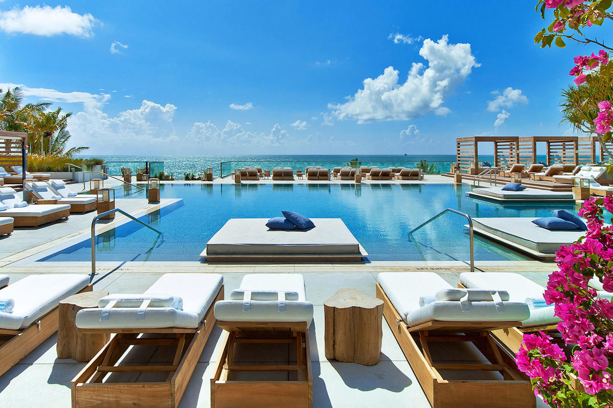 1 Hotel South Beach Unveils Members-Only Beach Club