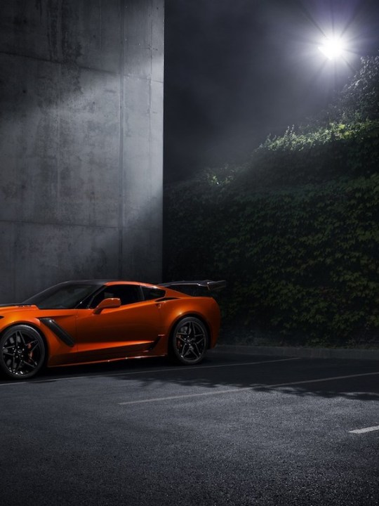 The 2019 Corvette ZR1 Is the Fastest, Most Powerful Production Corvette Ever