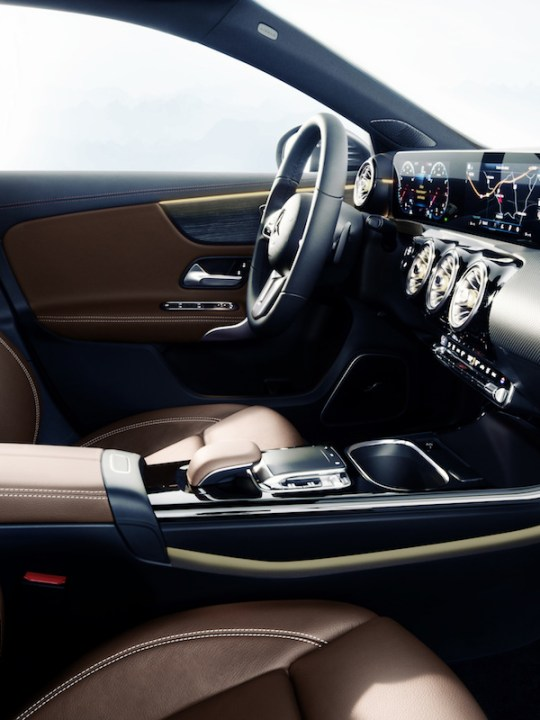 Mercedes-Benz A‑Class Completely Redefines Modern Luxury in the Interior