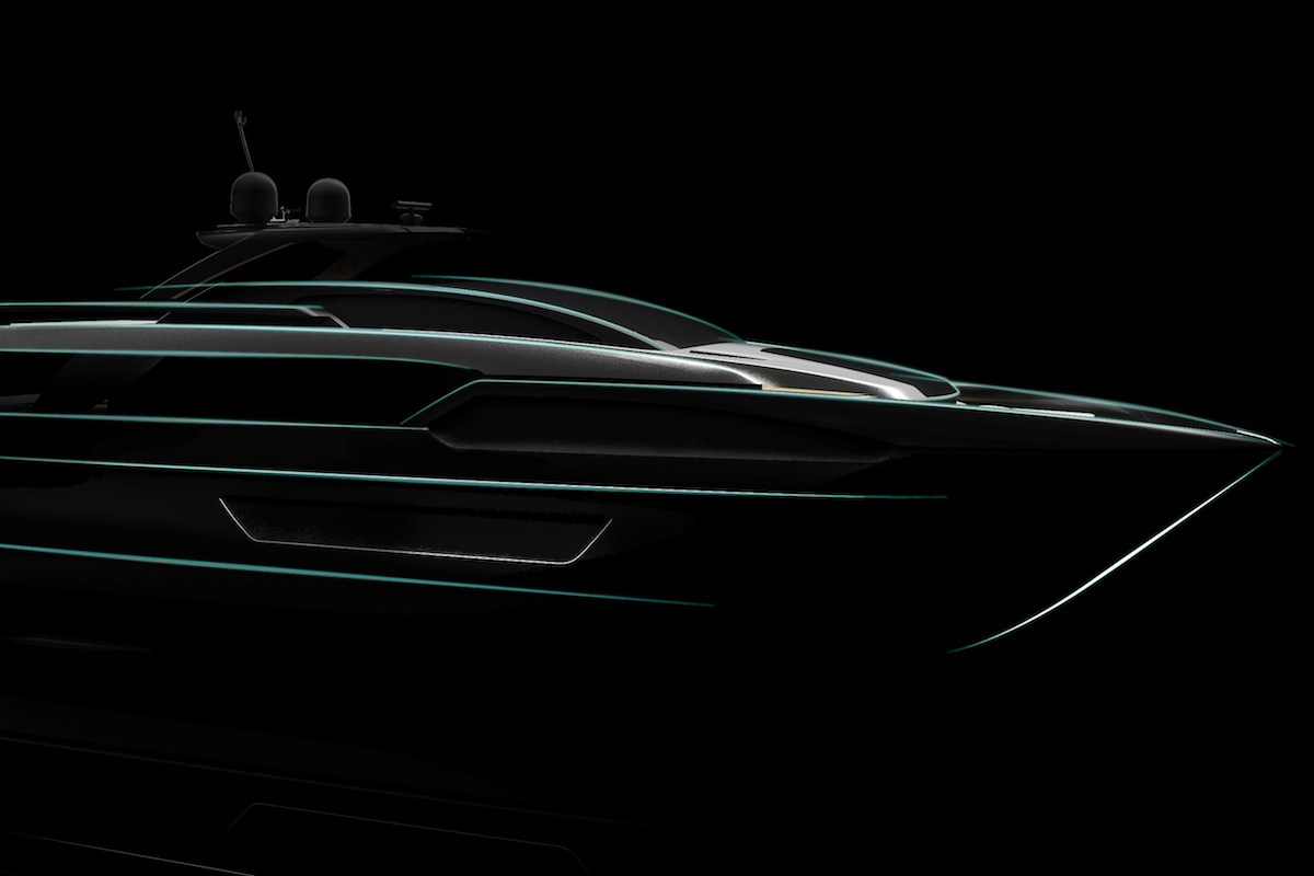 Riva Introduces Its Third Model in Flybridge Fleet, Riva 90′