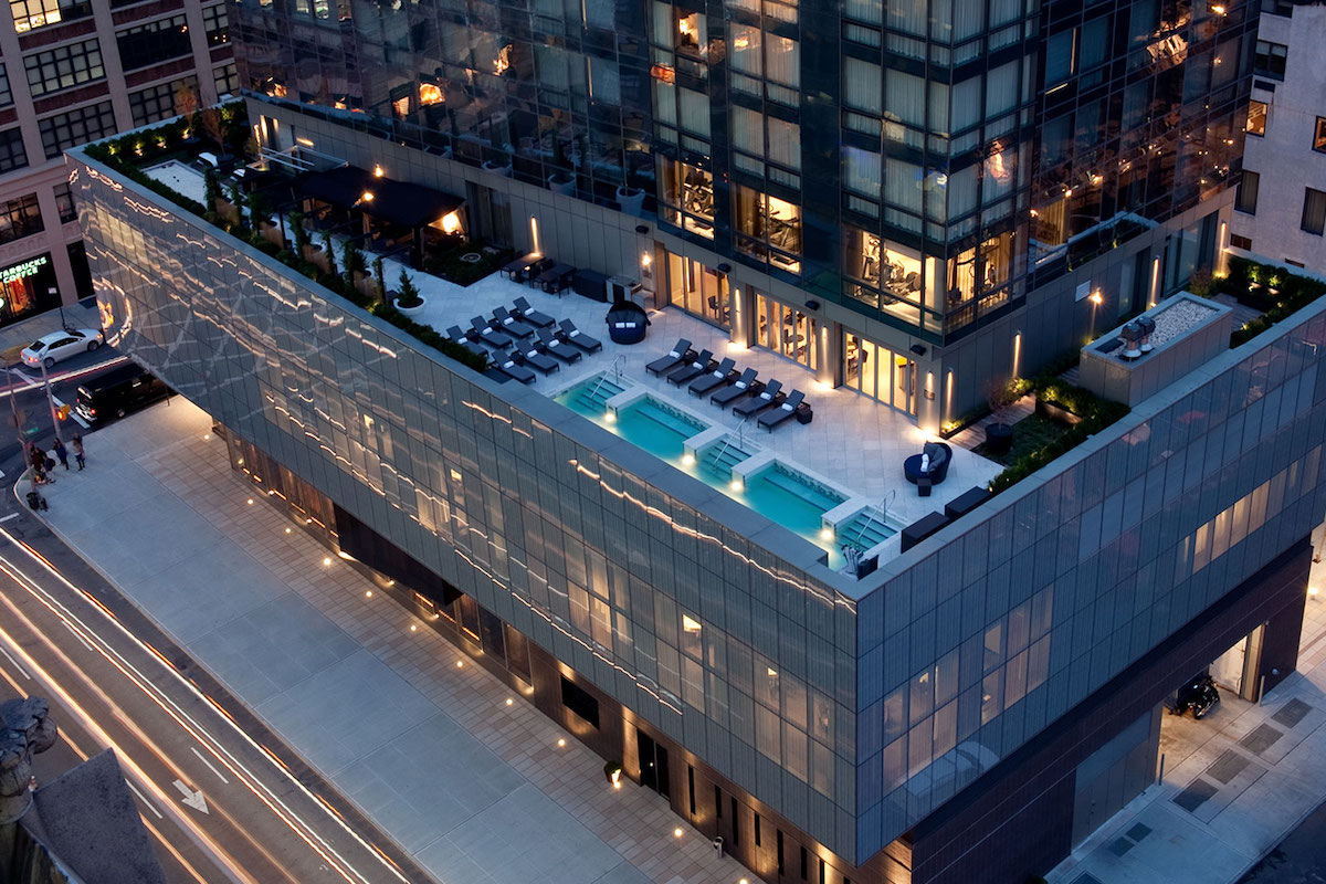 The Dominick Hotel Is The Only Five Diamond Property In