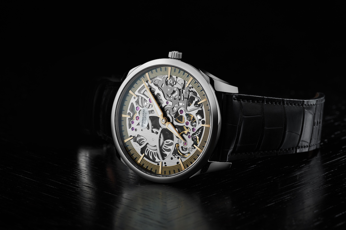 Parmigiani Fleurier Unveiled Tonda 1950 Skeleton Timepiece