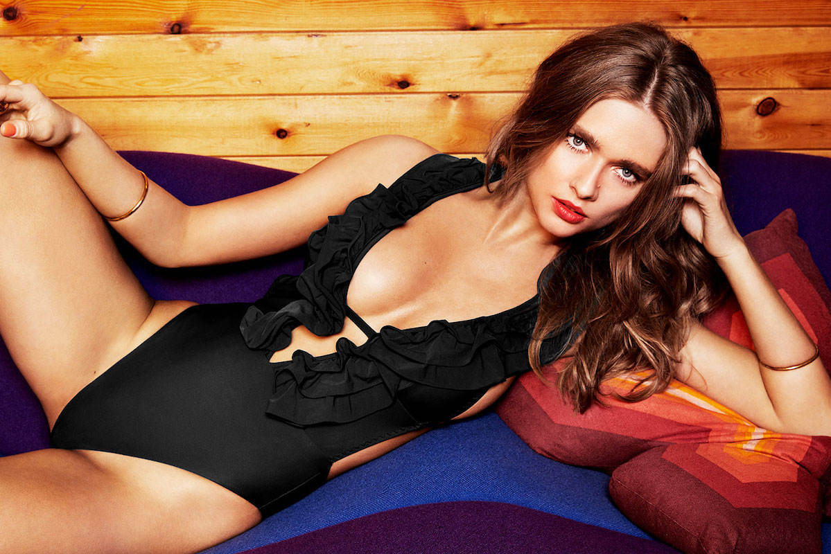 Agent Provocateur Spring-Summer 2018 Swimwear Collection Has Landed b58c022e6