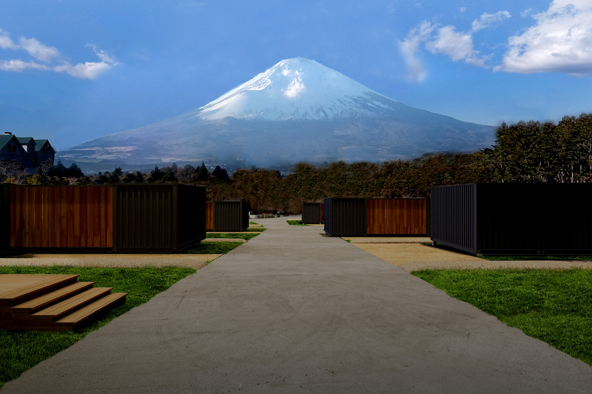 Fujino Kirameki Fuji Gotemba Offers Upscale Glamping at the Base of Mount Fuji