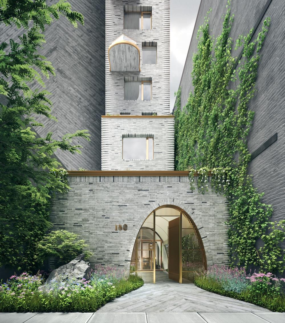 180 East 88th Street Lists $15 Million Duplex