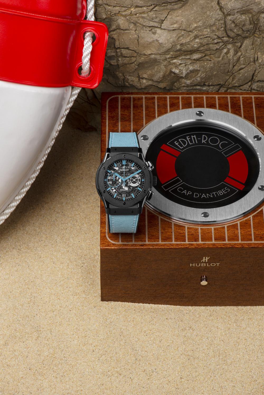 new concept 1b06f f86df Neue Uhr : Hublot Classic Fusion Aerofusion Chronograph Eden-Roc