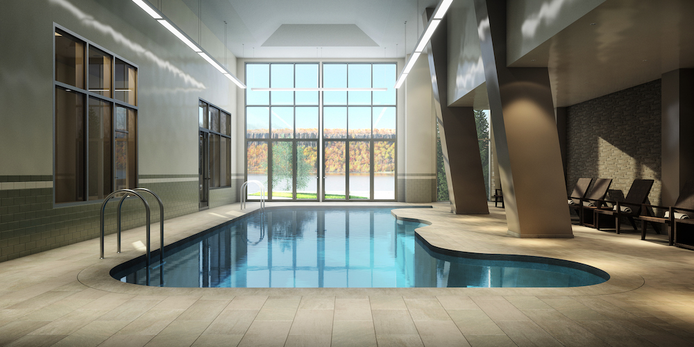 River Club At Hudson Park Introduces Amenity-Driven Lifestyle to Yonkers' Waterfront