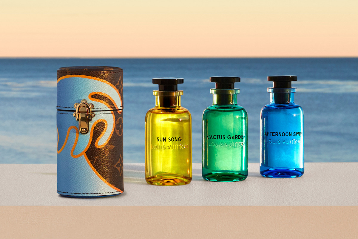 The Cologne Perfumes Louis Vuitton S First Unisex Fragrance Collection