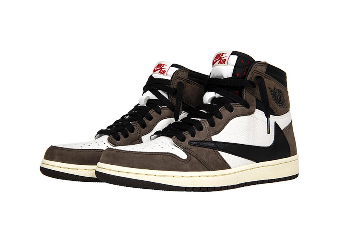 finest selection 16e6f b90dc The Air Jordan I High OG Travis Scott   Apparel Collection