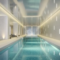 These NYC's Luxury Condominiums Provide Residents with a Year-Round Swimming Experience