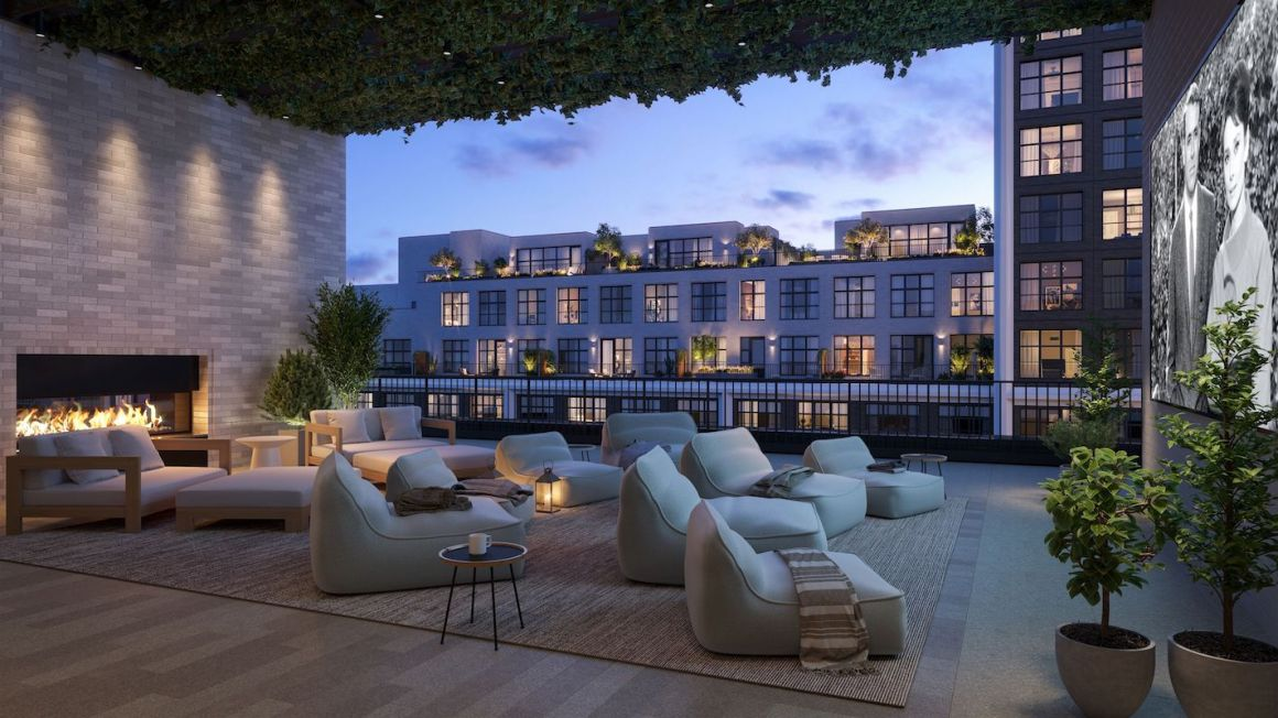 All-season terraces for escaping winter blues