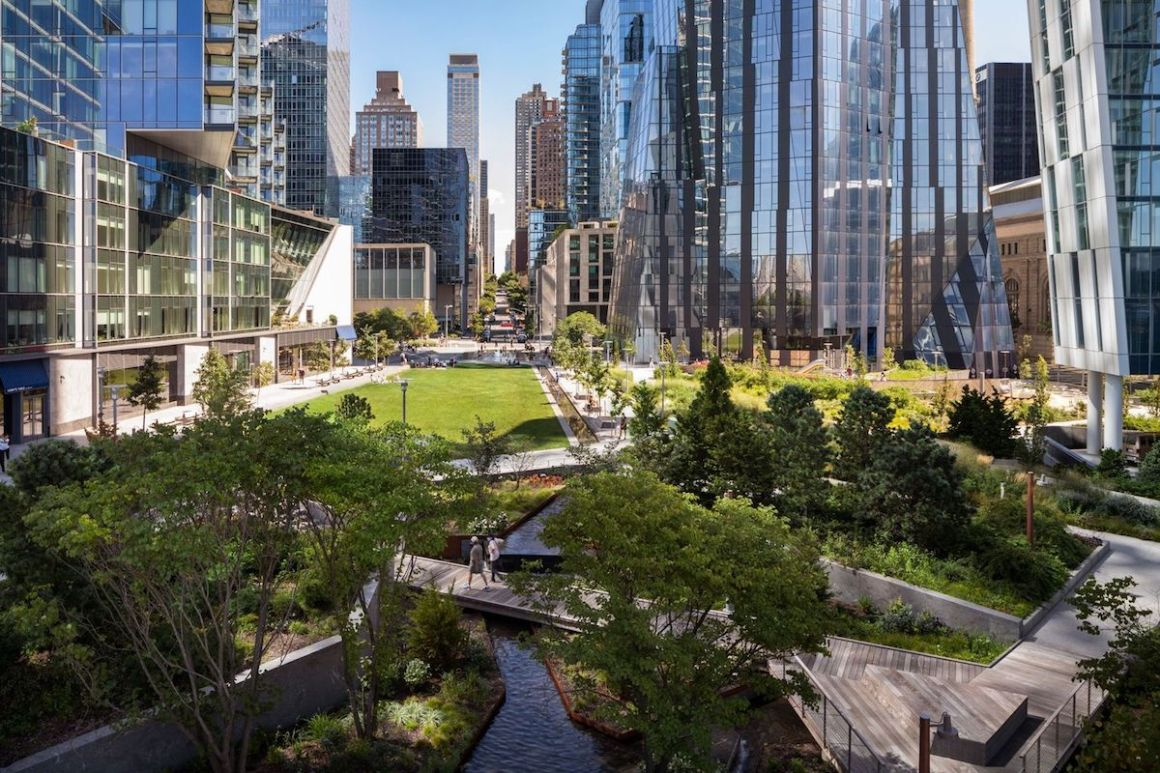 Take a Look at NYC's New 3-Acre Public Park