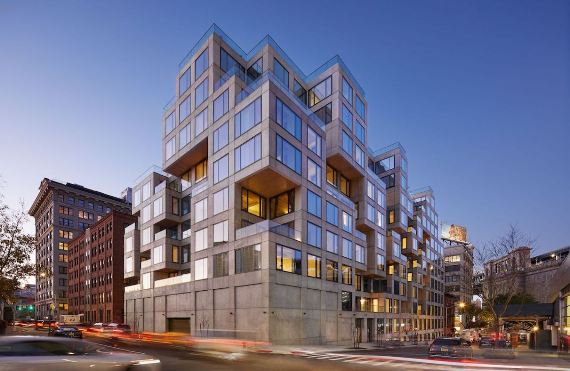 ODA's 98 Front Street Welcomes New Residents as Sales Surpass 50% Milestone