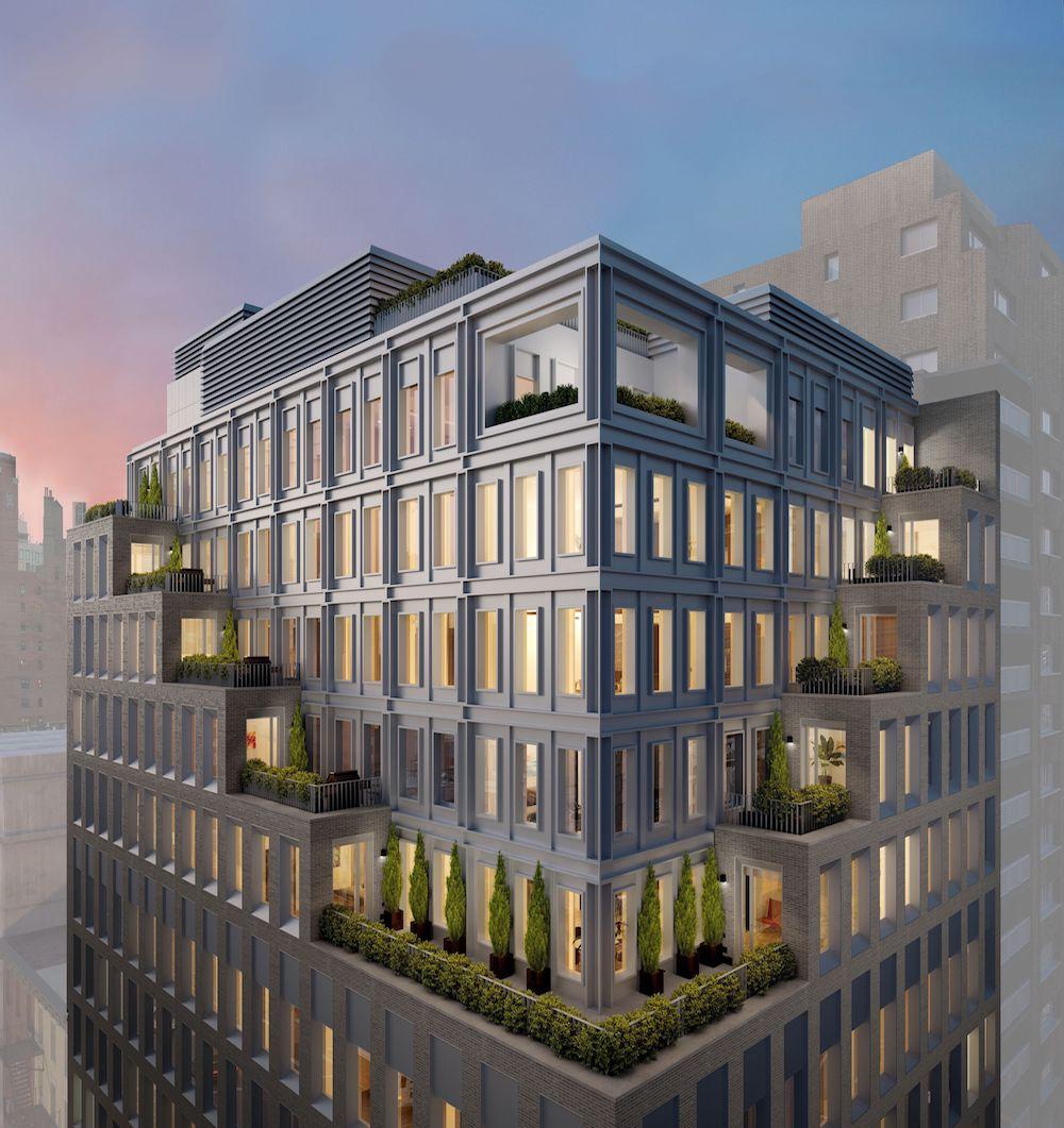 First Look at Förena - Morris Adjmi's New Downtown Condo
