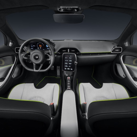 The Artura Is Mclaren's Next Generation High-Performance Hybrid Supercar