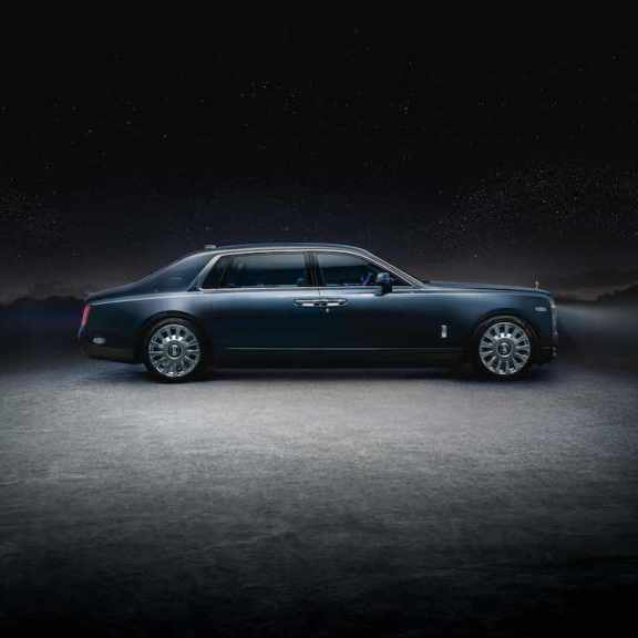 Inspired by Time: Rolls-Royce Phantom Tempus Collection