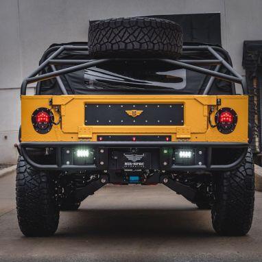 Mil-Spec Automotive Presents Spectacular Series of M1-R Supertrucks