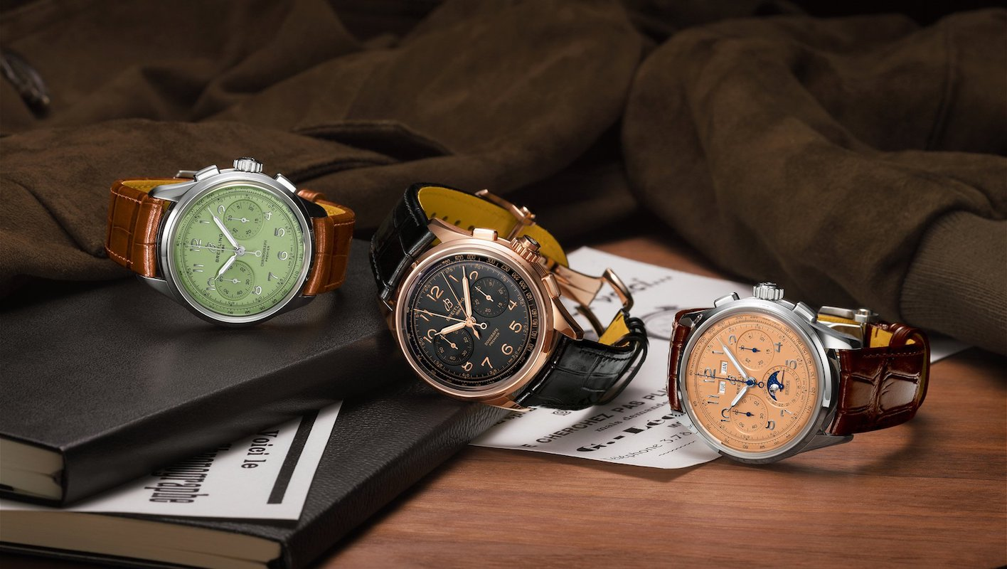 Breitling Unveiled the Premier Heritage Collection | Lux Exposé