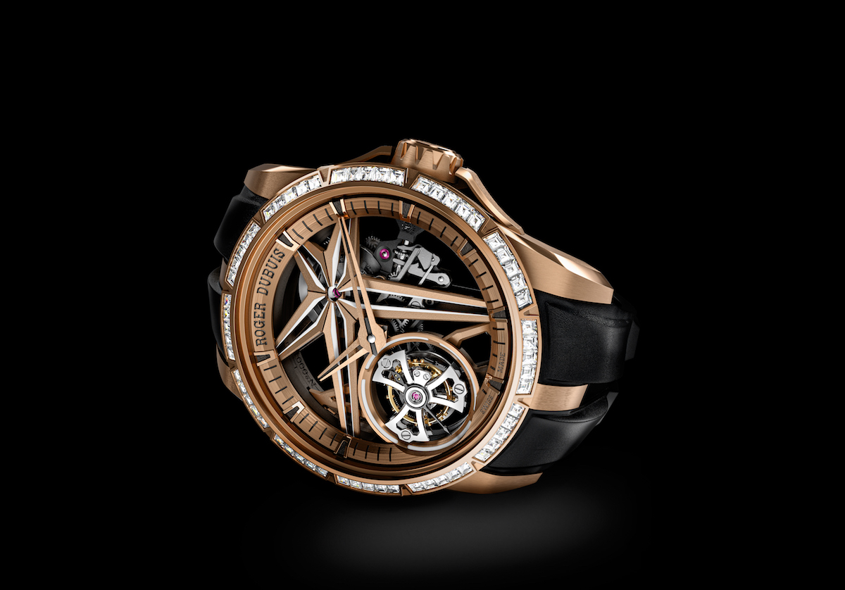 Excalibur Single Flying Tourbillon by Roger Dubuis